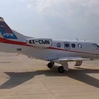 Embraer Phenom 300 Spy Shots