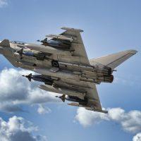 Eurofighter Typhoon Engine