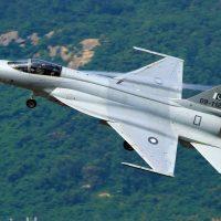 JF17 Thunder Fighter Jet Exterior