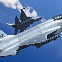 JF17 Thunder Fighter Jet Interior