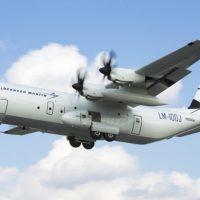 Lockheed Martin LM100J Super Hercules Pictures