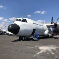 Lockheed Martin LM100J Super Hercules Spy Photos