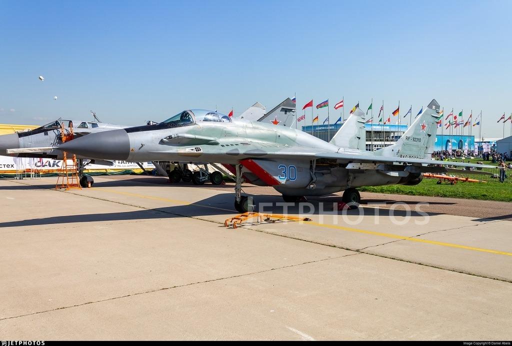 Mikoyan MiG29SMT Fulcrum Concept
