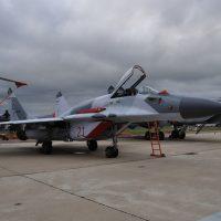 Mikoyan MiG29SMT Fulcrum Engine