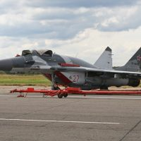 Mikoyan MiG29SMT Fulcrum Pictures
