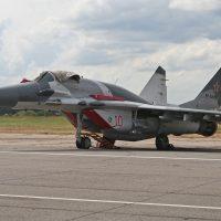 Mikoyan MiG29SMT Fulcrum Powertrain