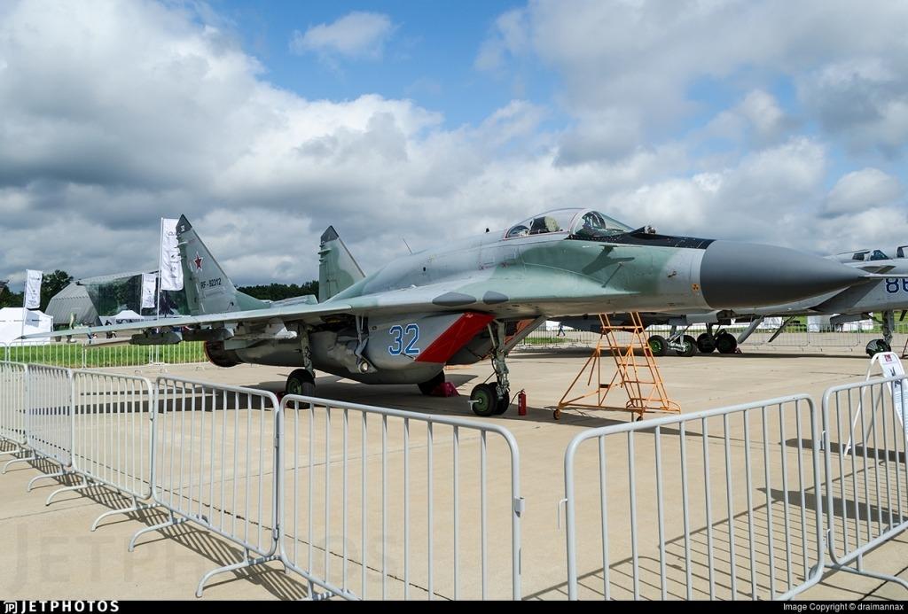 Mikoyan MiG29SMT Fulcrum Specs