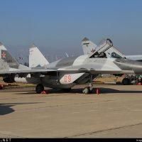 Mikoyan MiG29SMT Fulcrum Wallpaper