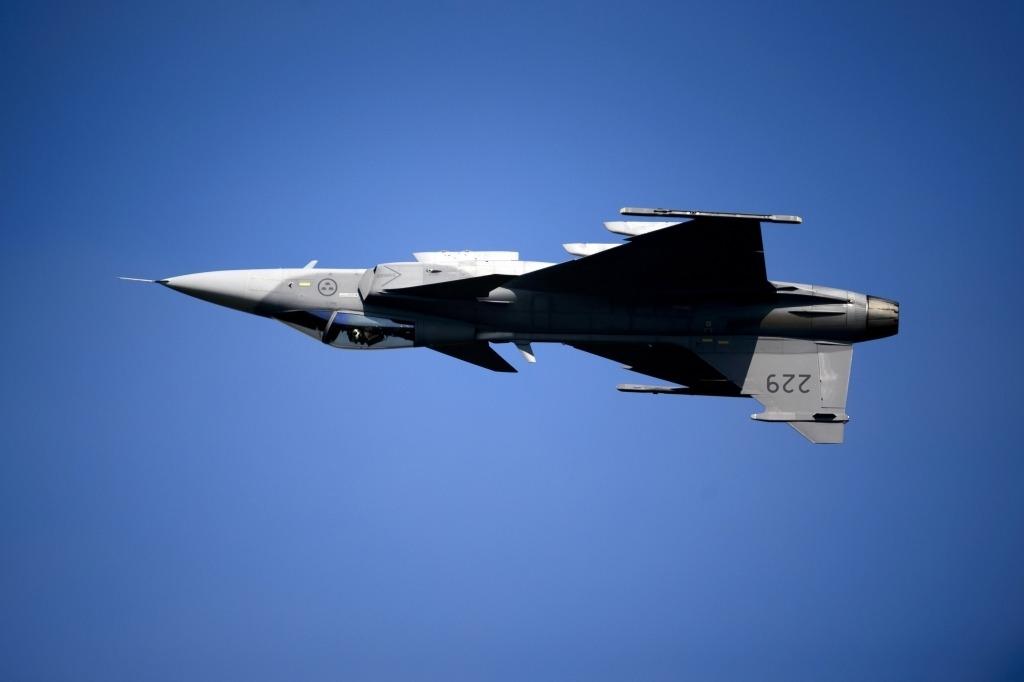 SAAB Gripen Fighter Jet Price