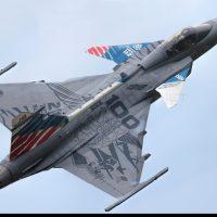 SAAB Gripen Fighter Jet Redesign