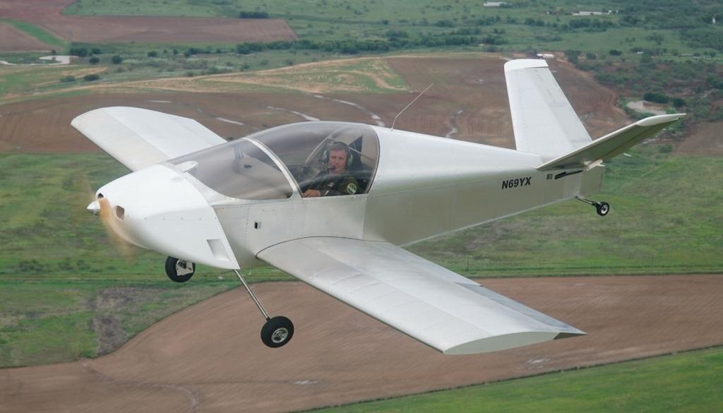 Skycraft SD1 Minisport Concept