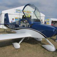 Skycraft SD1 Minisport Spy Photos