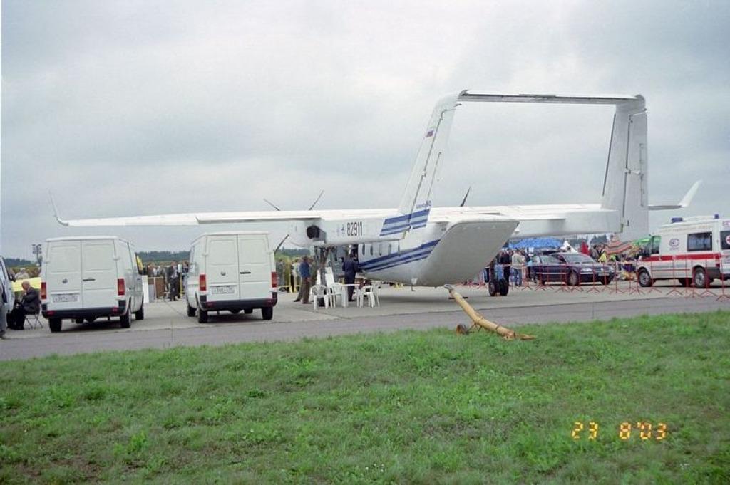 Sukhoi Su80 Redesign