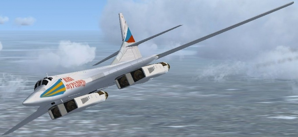 Tupolev Tu160 Images