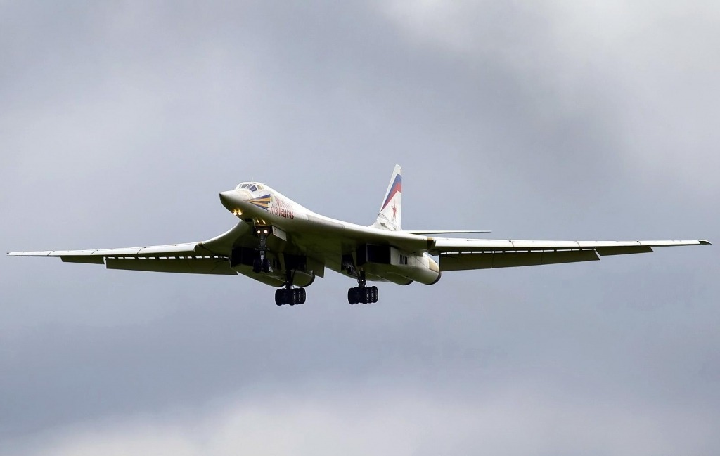 Tupolev Tu160 Redesign