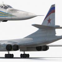 Tupolev Tu160 Specs