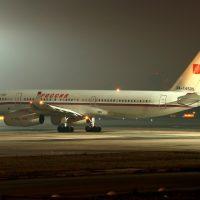 Tupolev Tu214 Images