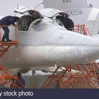 Tupolev Tu22M3 Strategic Bomber Spy Shots