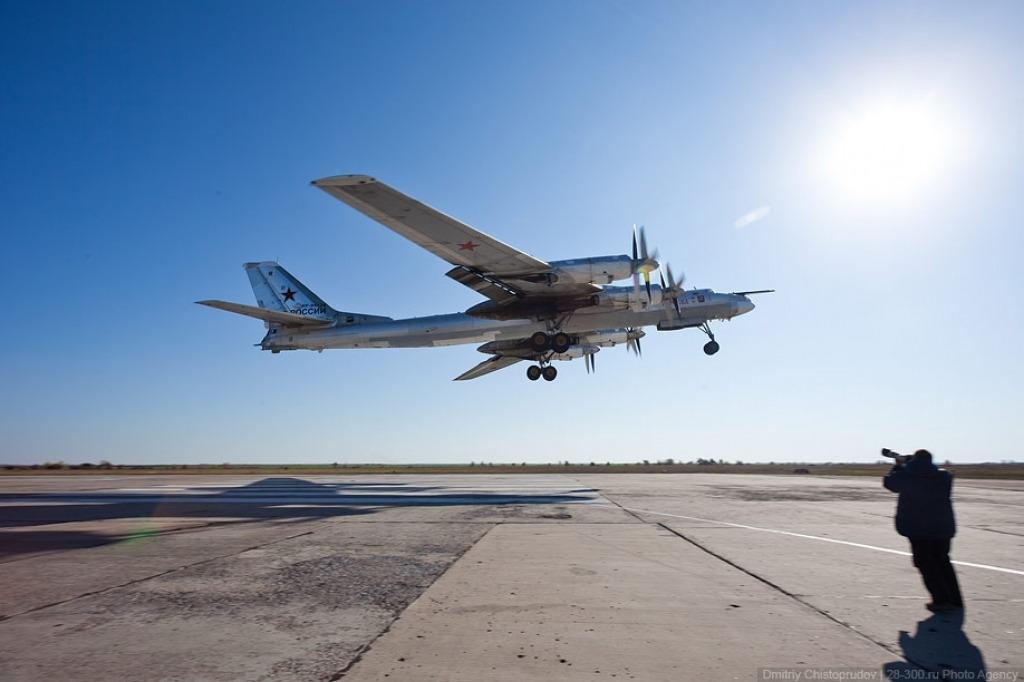 Tupolev Tu95MS Bombers Concept