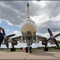 Tupolev Tu95MS Bombers Engine