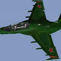 Yakovlev Yak130 Jet Concept