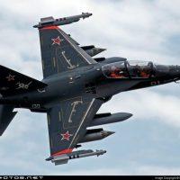 Yakovlev Yak130 Jet Exterior