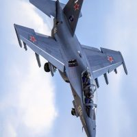 Yakovlev Yak130 Jet Powertrain