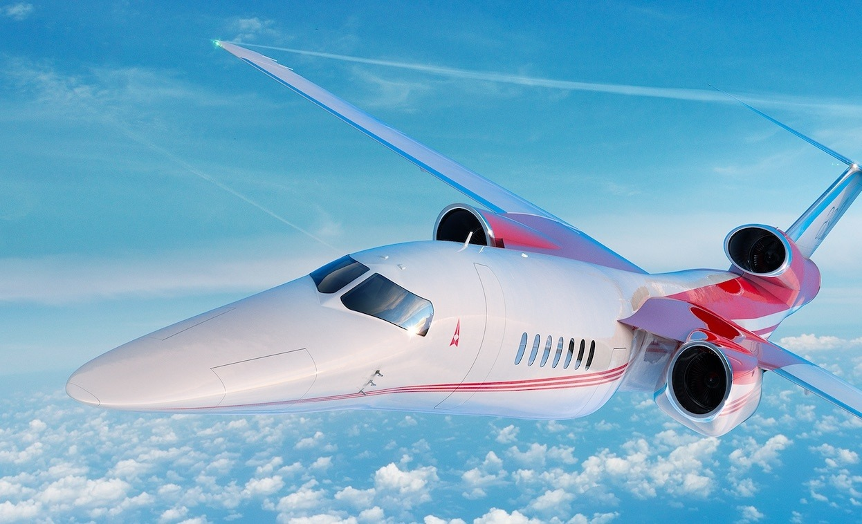Aerion AS2 Release date
