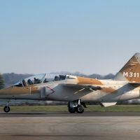 Aermacchi M345 Jet Trainer  Engine