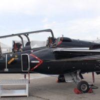 Aermacchi M345 Jet Trainer  Exterior
