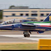 Aermacchi M345 Jet Trainer  Interior