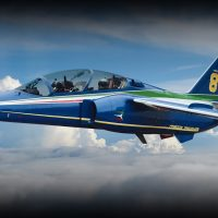 Aermacchi M345 Jet Trainer  Release Date