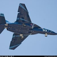 Aermacchi M346 Master Jet Trainer Drivetrain