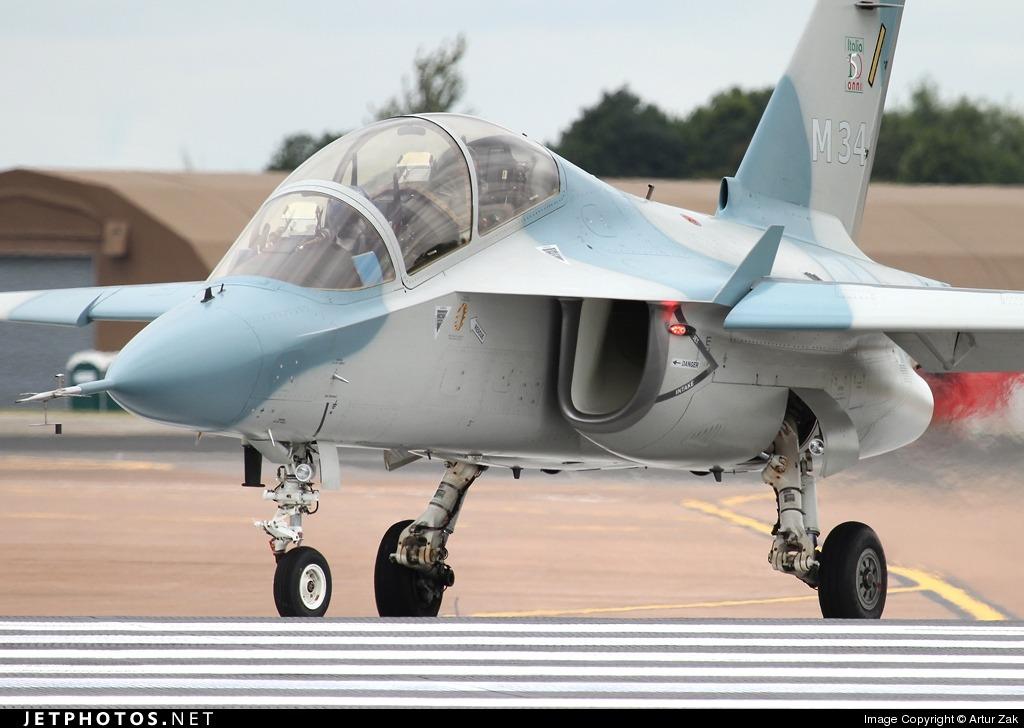 Aermacchi M346 Master Jet Trainer Pictures