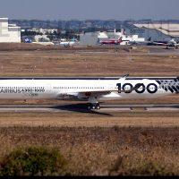 Airbus A3501000 XWB Interior