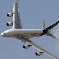 Airbus A380 Super Jumbo Jet Powertrain