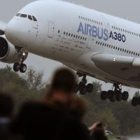 Airbus A380 Super Jumbo Jet Wallpapers