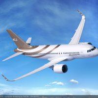Airbus ACJ319neo Concept
