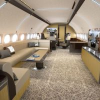 Airbus ACJ319neo Drivetrain