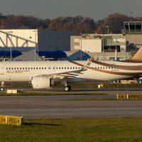 Airbus ACJ320neo Spy Photos