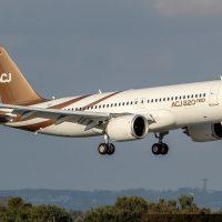 Airbus ACJ320neo Spy Shots