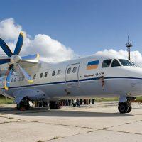 Antonov An140 Powertrain