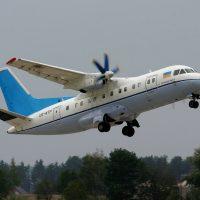 Antonov An140 Spy Photos