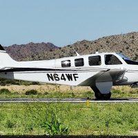 Beechcraft Bonanza G36 Powertrain