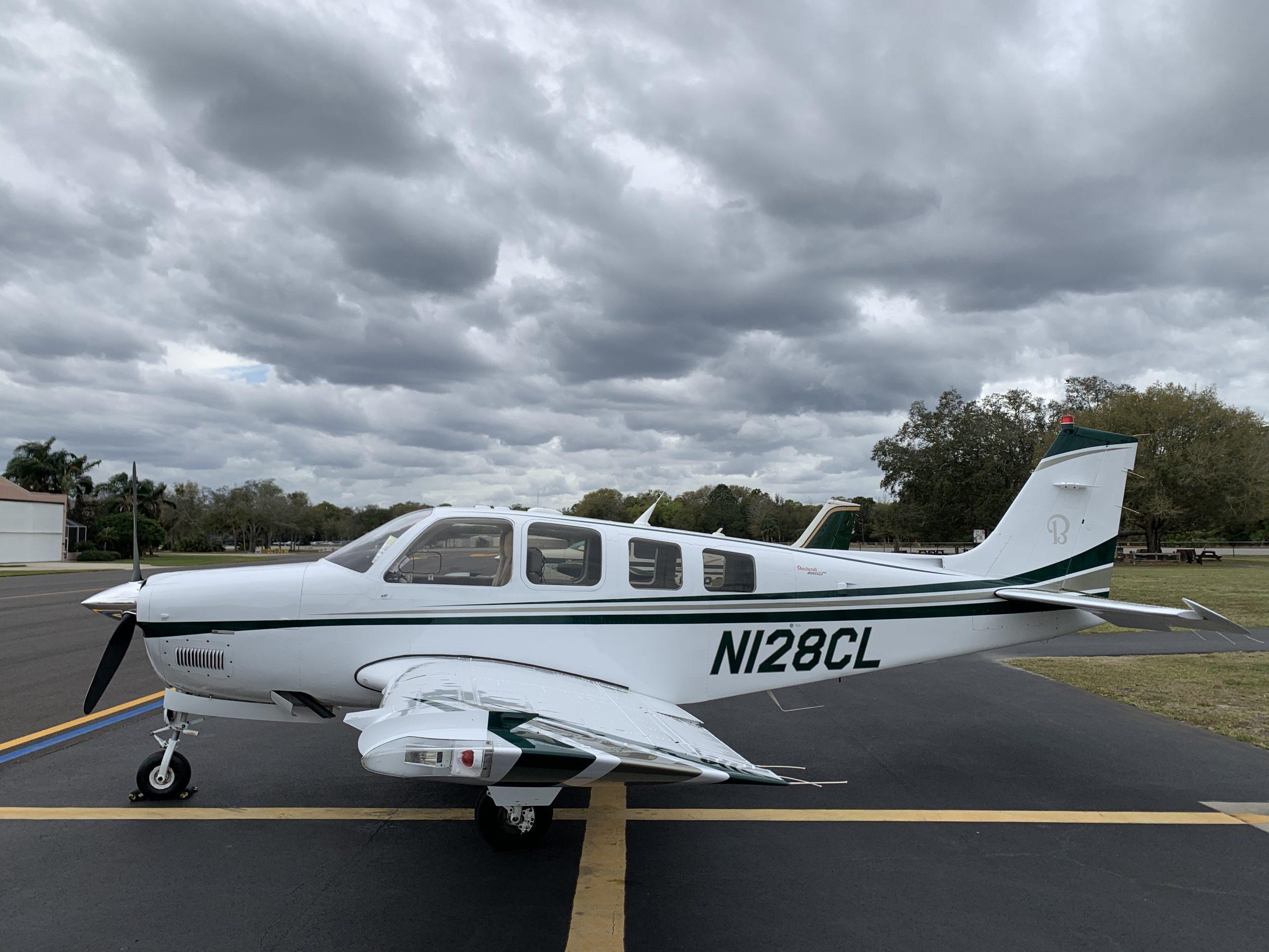 Beechcraft Bonanza G36 Specs