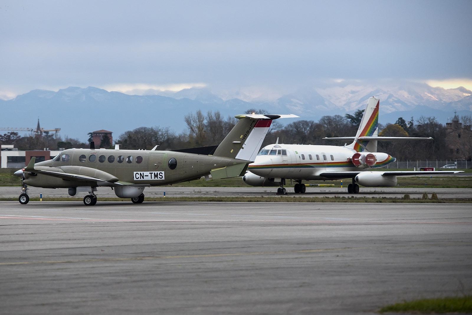 Beechcraft King Air 350ER Pictures