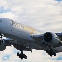 Boeing 777F Powertrain