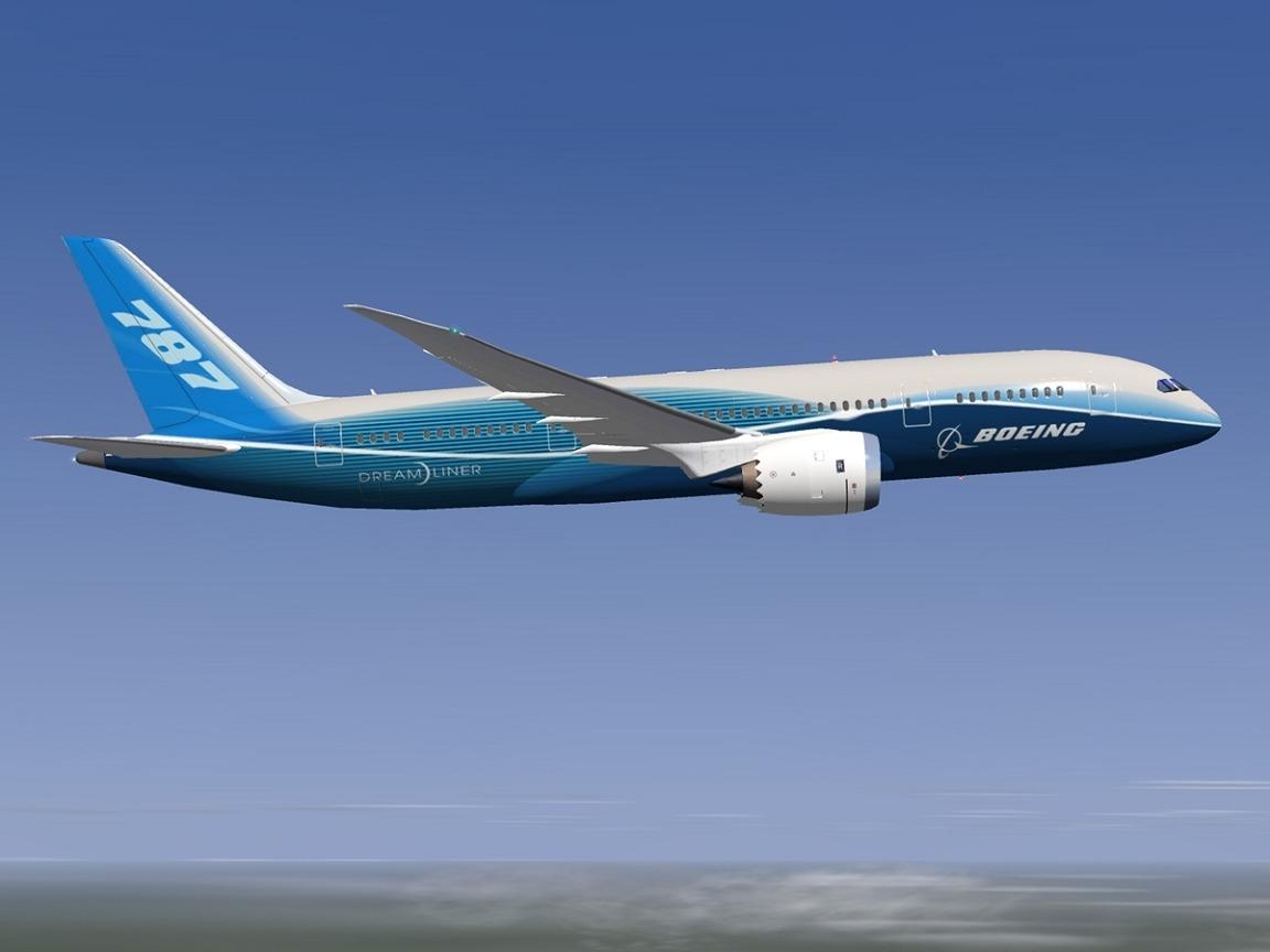 Boeing 787 Wallpapers