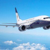 Boeing Business Jet (BBJ) MAX 7 Wallpaper