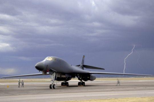 Boeing (Rockwell) B1B Lancer Concept